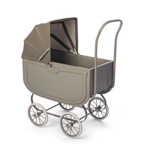 byASTRUP Puppenwagen Vintage Grey