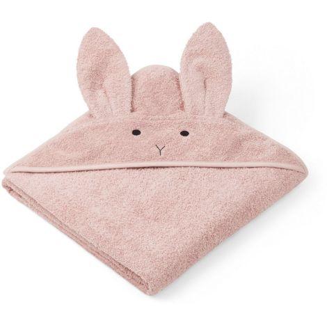 LIEWOOD Kapuzenhandtuch Augusta Rabbit Rose