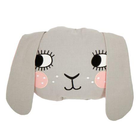 Roommate Kissen Bunny Bio-Baumwolle