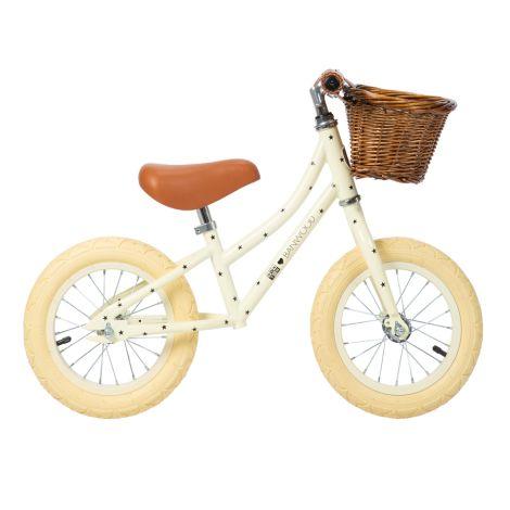 Banwood Laufrad Balance Bike 'First Go' Bonton Cream limitiert