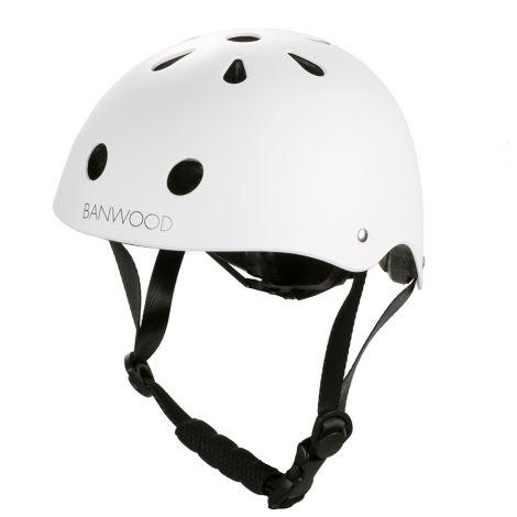 Banwood Fahrradhelm White