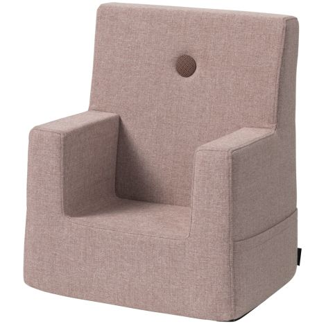 by KlipKlap KK Kids Chair Sessel Soft Rose/Rose