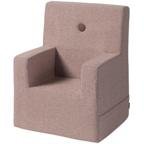 by KlipKlap KK Kids Chair Sessel XL Soft Rose/Rose