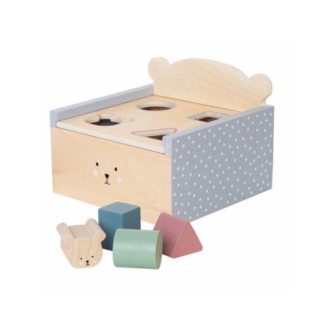 JaBaDaBaDo Sortierbox Teddy