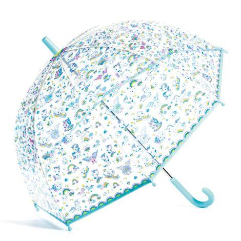 Djeco Regenschirm Einhorn
