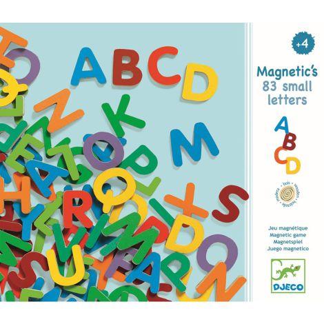 Djeco Magnetspiel 83 Buchstaben