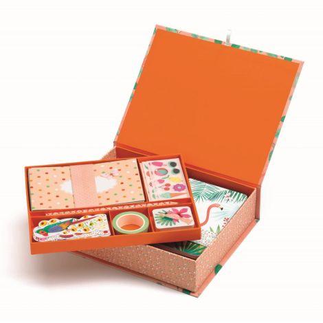 Djeco Papeterie-Box Marie