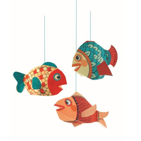 Djeco Mobile Little Fishes