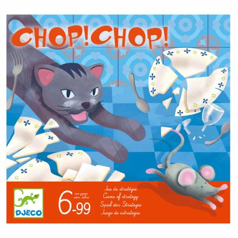 Djeco Spiel Chop Chop