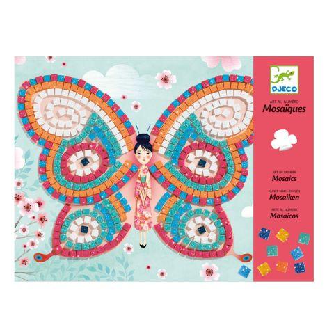 Djeco Mosaik Butterflies