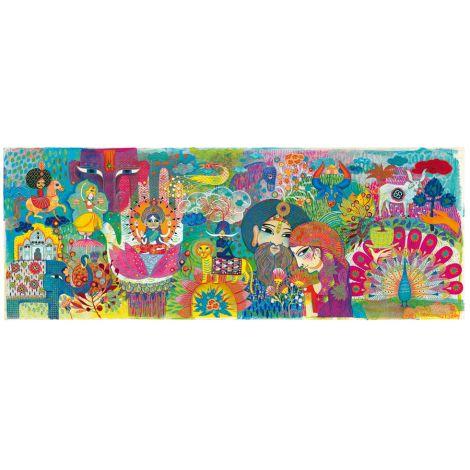 Djeco Puzzle Gallerie Magic India