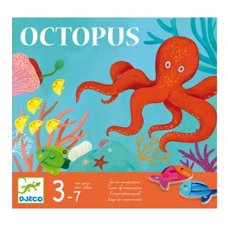 Djeco Spiel Octopus