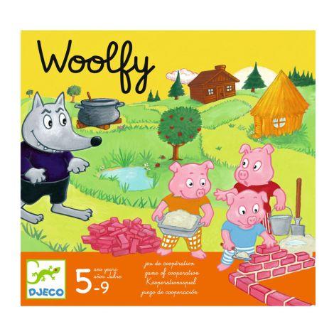 Djeco Spiel Woolfy