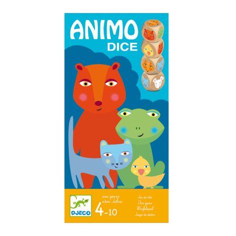Djeco Spiele Animo Dices •