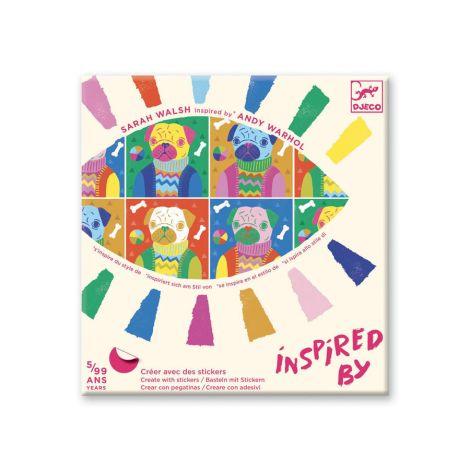Djeco Inspired by Pop-Kultur