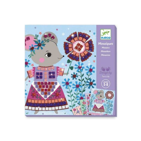 Djeco Mosaike Lovely pets