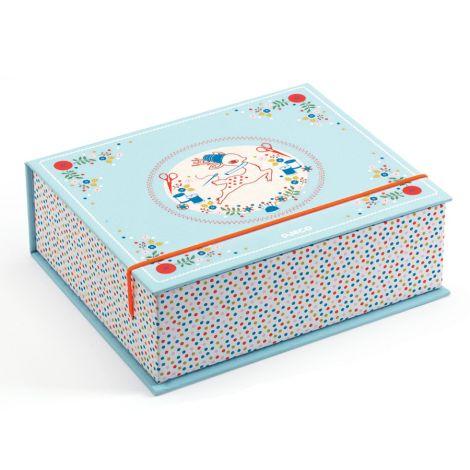 Djeco Nadelarbeiten My Sewing Box