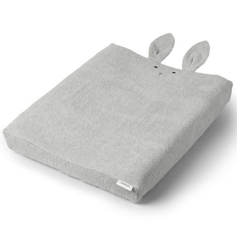 LIEWOOD Wickelmatten-Bezug Egon Rabbit Dumbo Grey