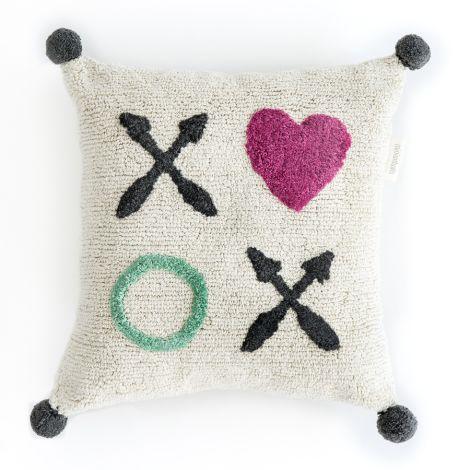 Minividuals Kissen XOXO Herz