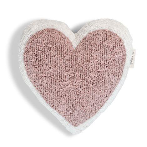 Minividuals Kissen Herz Rosa