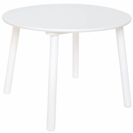 JaBaDaBaDo Tisch Rund Weiß
