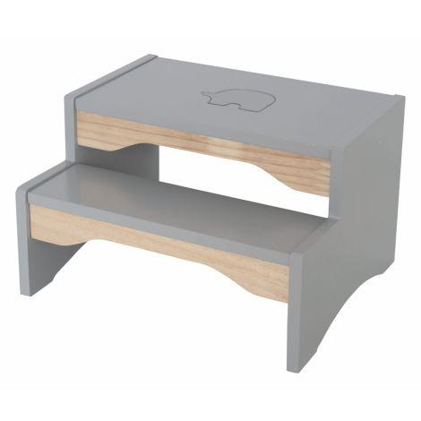 JaBaDaBaDo Treppen-Stuhl Grau