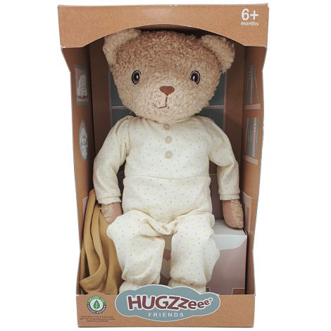 Hugzzeee Kuscheltier Friends Teddy Bear Cream