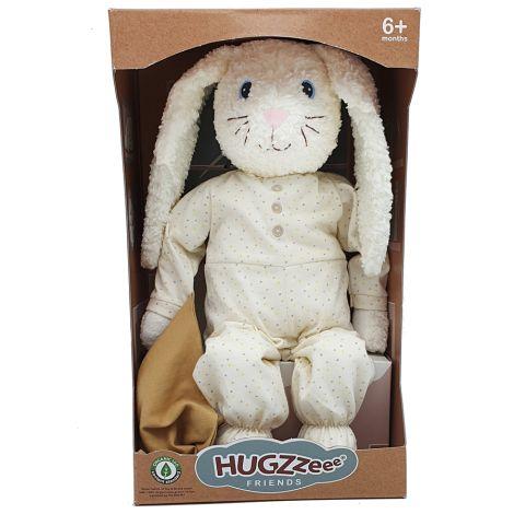 Hugzzeee Kuscheltier Friends Rabbit Cream