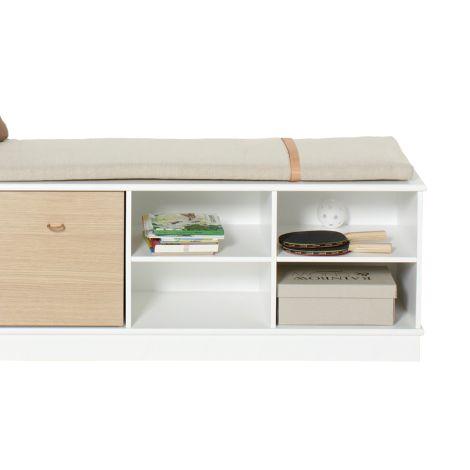 Oliver Furniture Wood Extra Einlegeböden 5 Einlegeböden