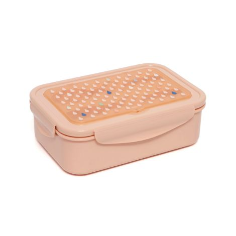Petit Monkey Bento Brotdose Lunchbox Orange