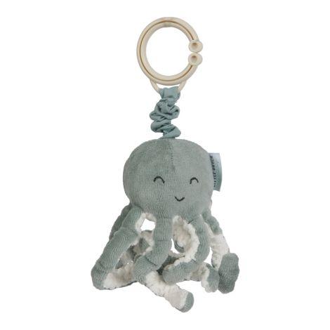 Little Dutch Zittertier Oktopus Ocean Mint