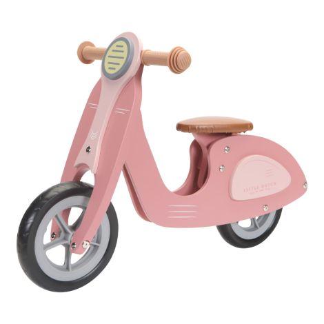 Little Dutch Laufrad Roller Pink
