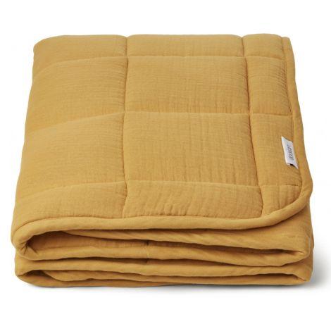 LIEWOOD Decke Quilt Mette Yellow Mellow