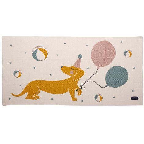 Roommate Teppich Magic Dog Bio-Baumwolle