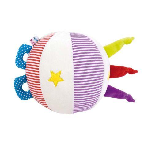 JaBaDaBaDo Stoffball mit Rassel