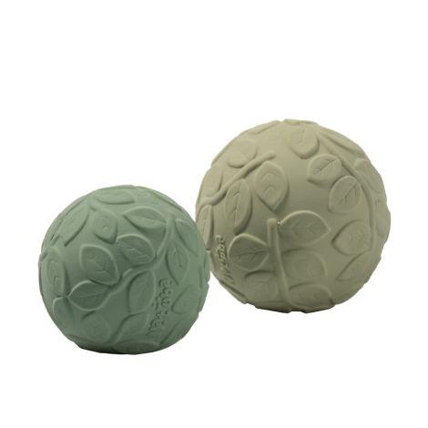 Natruba Sensorischer Ball Leaf Green 2er-Set