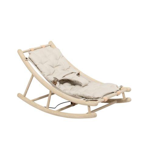 Oliver Furniture Baby- & Kleinkindwippe Wood Eiche/Natur