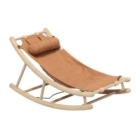Oliver Furniture Kleinkindwippe Wood Eiche/Karamell