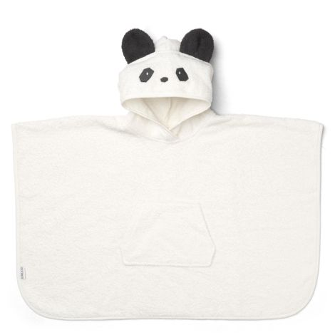 LIEWOOD Poncho Orla Panda Creme de la Creme