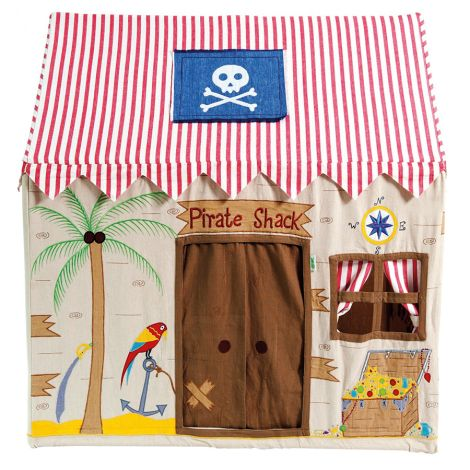 Win Green Spielhaus Pirate Shack Groß