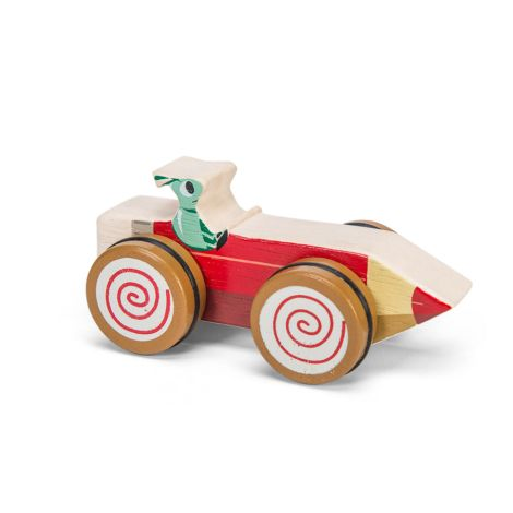 Le Toy Van Das Rennen des Waldes - Wurm