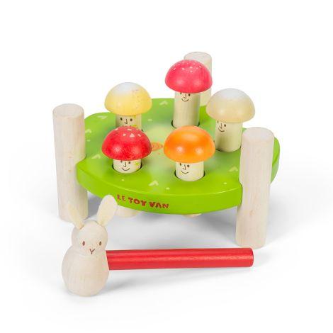 Le Toy Van Hammerspiel 'Herr Pilz'