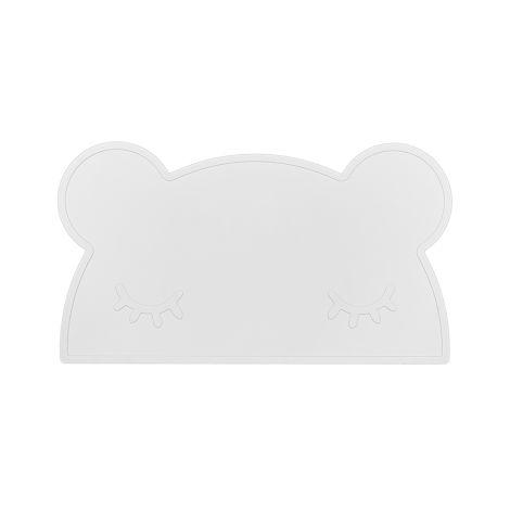 We Might Be Tiny Platzset Bär Weiß