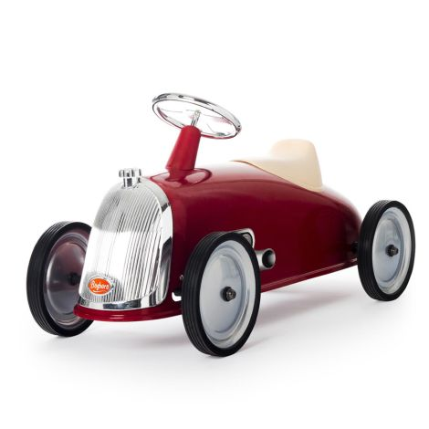 Baghera Rutschauto Rider Red