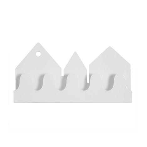 Roommate Kleiderhaken Village White