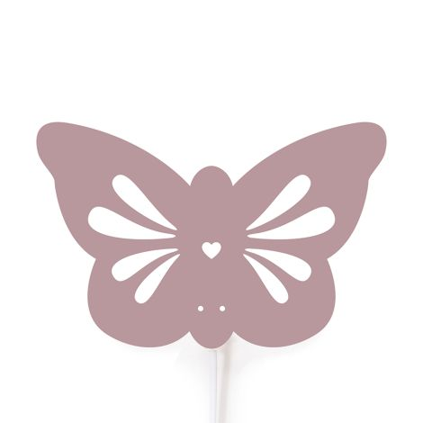 Roommate Lampe Butterfly Violet