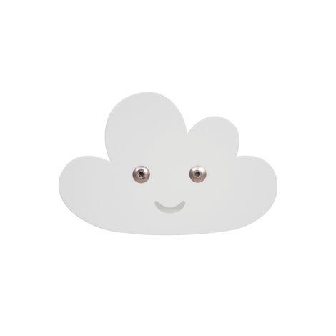 Roommate Haken Cloud White