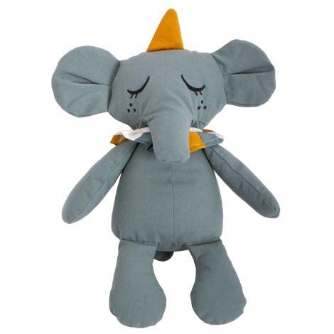 Roommate Sensorische Puppe Eddie the Elephant Bio-Baumwolle