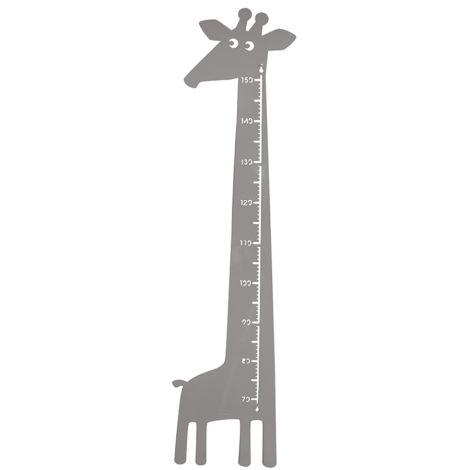 Roommate Messlatte Giraffe Grey