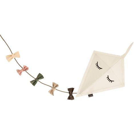 Roommate Deckenlampe Drachen Kite Off White